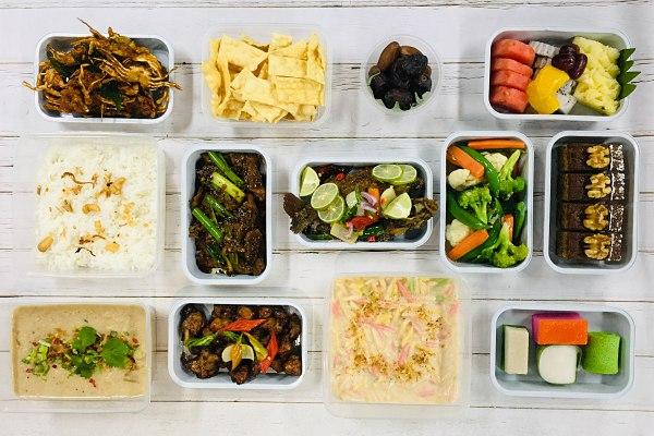 Ramadan Takeaway and Delivery at Vasco's @ Hilton Kuala Lumpur
