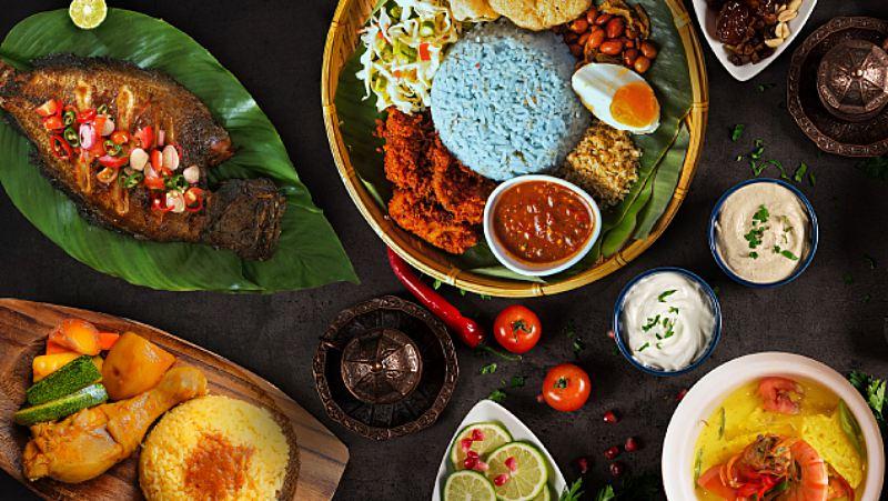 View Raya Menu at Makan Melaka