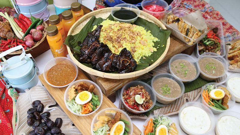 View Top Ramadan Promos at Nook @ Aloft Hotel