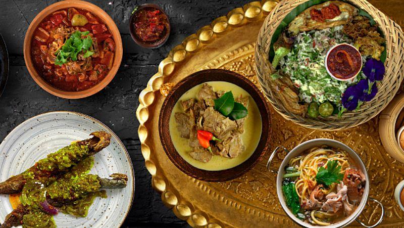 View Raya Menu at Urban Kitchen