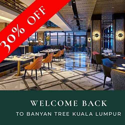 View 30% Off Promo at Banyan Tree