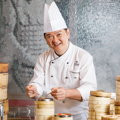View Chef Lam Luxe Menu at Chynna