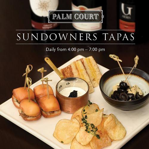 View Sundowers Tapas at Palm Court