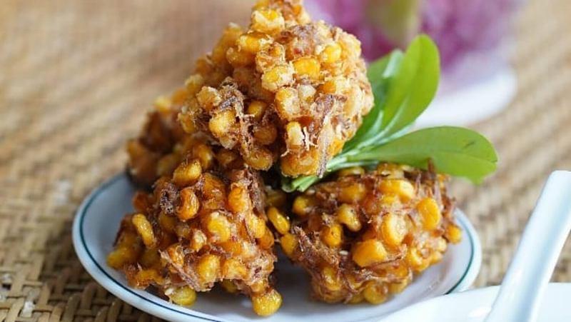 View Crispy Corn at Jing Ze