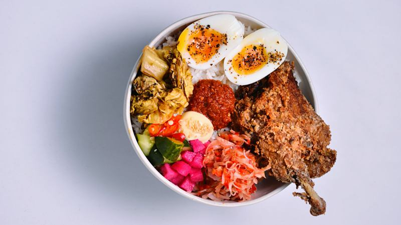 View Jing Ze's Rice Bowl