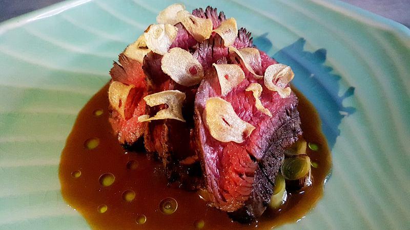View Wagyu Steak at Jing Ze