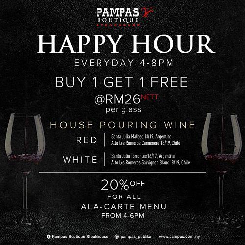 View Pampas Boutique Promo