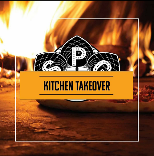 View Kitchen Takeover at SPG