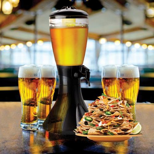 View Beer Tower and Nachos Deal Promo at Axis Lounge @ DoubleTree by Hilton Hotel Melaka