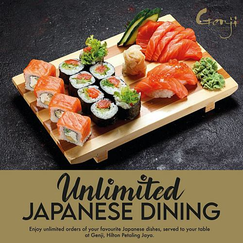 View Unlimited Japanese Dining