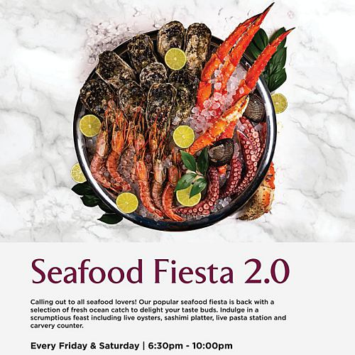 View Seafood Fiesta 2.0