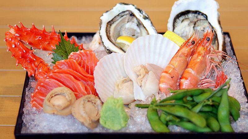 View Yamaguchi Signature Sashimi Seafood Platter at Yamaguchi Fish Market