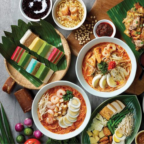 View Lunch Buffet Promo at Makan Kitchen @ DoubleTree by Hilton Hotel Kuala Lumpur