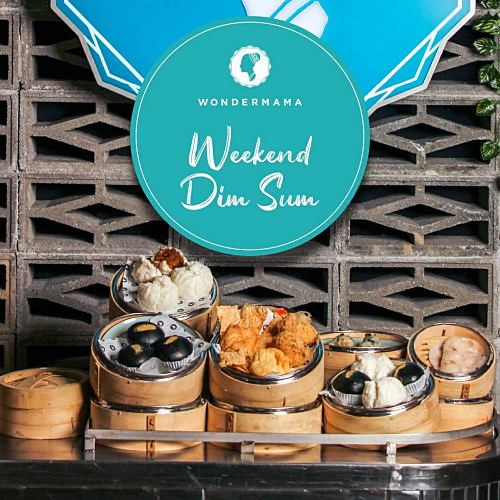 View Weekend Dim Sum at Wondermama