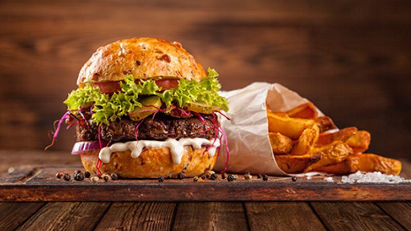 View Burgers at DoubleTree by Hilton Kuala Lumpur