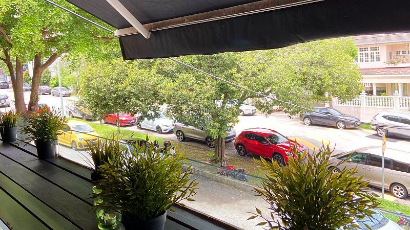 View Environment at B_G_R, Jalan Bangkung, Bangsar