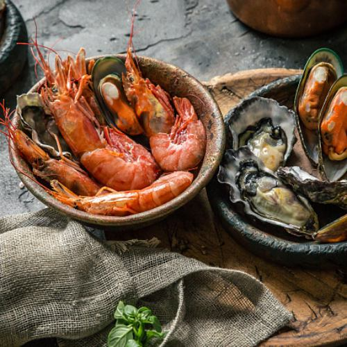 View Seafood Fiesta at Makan Kitchen @ DoubleTree by Hilton Hotel Johor Bahru