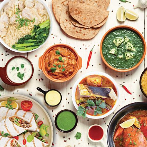 View Dine Around The World at Paya Serai @ Hilton Petaling Jaya