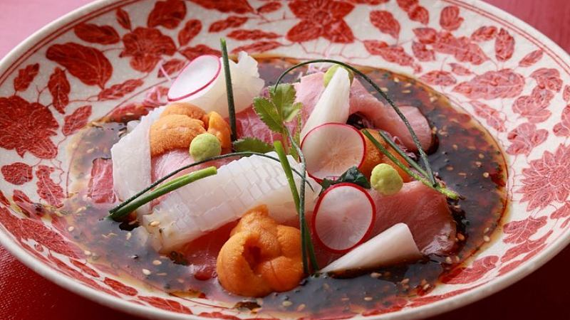 View Japanese Food at USHI