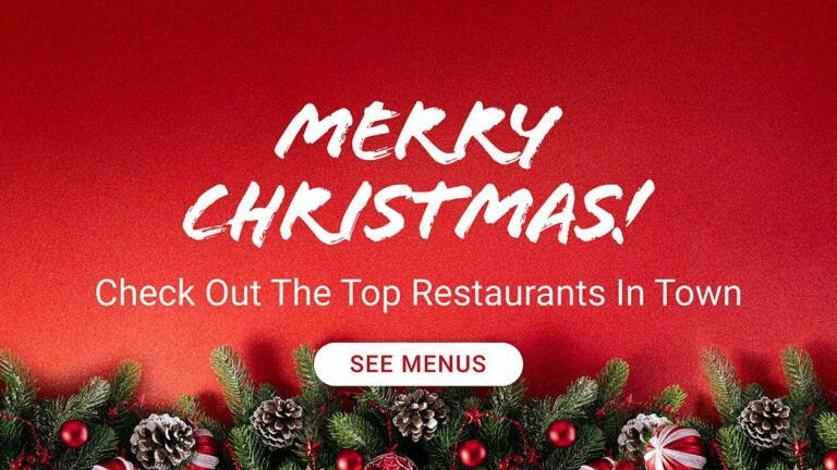 View Christmas Menus 2020 at Top Restaurants in Malaysia