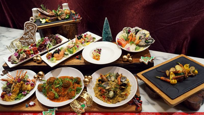 View Christmas Buffet at DoubleTree by Hilton Hotel Johor Bahru