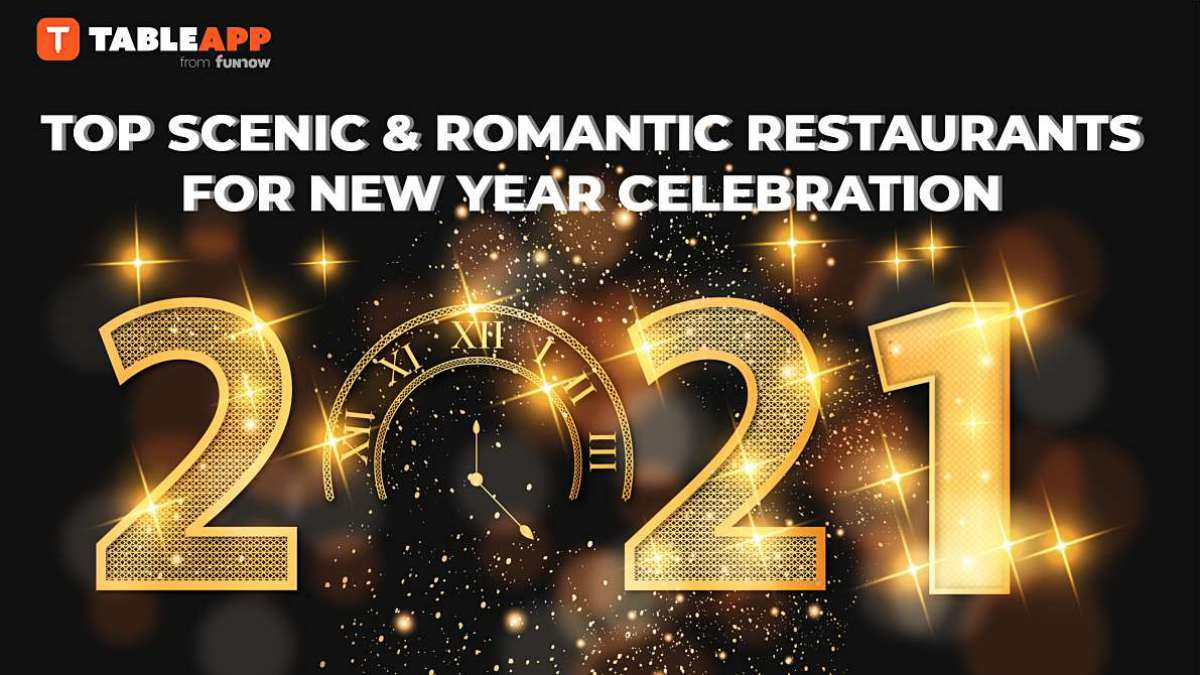 10 Scenic & Romantic Restaurants To Celebrate New Year in KL & PJ