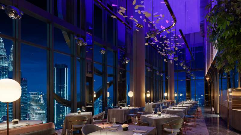 View Sabayon at EQ Kuala Lumpur - Top Scenic Restaurants for New Year Celebration in KL & PJ