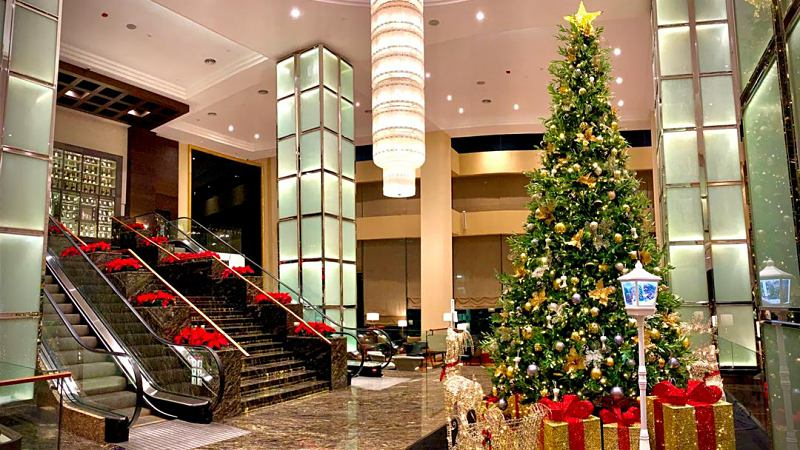 View Christmas Buffet at Vasco's @ Hilton Hotel Kuala Lumpur
