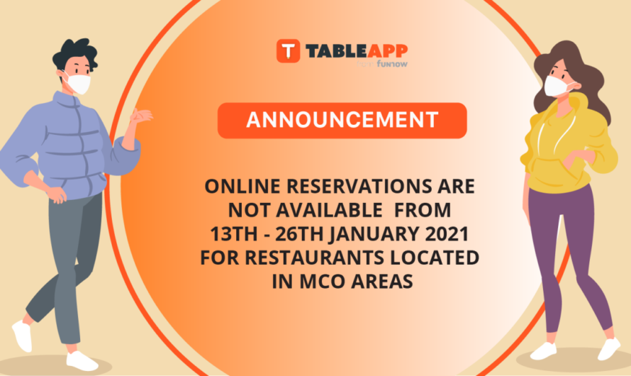 View Announcement Regarding MCO