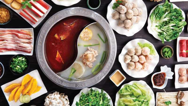View Top Places for Group Dining - Fei Fan Hotpot