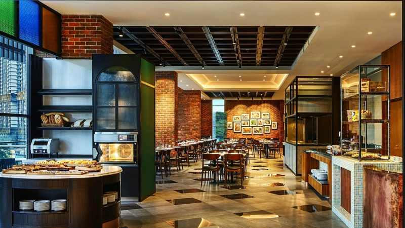 View Top Places for Group Dining - Four Points by Sheraton KL