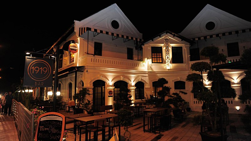 View Top Romantic Restaurants in Kuala Lumpur and Petaling Jaya - Pampas Old Malaya