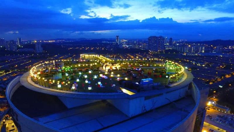 View Top Romantic Restaurants in Kuala Lumpur and Petaling Jaya - Stratosphere
