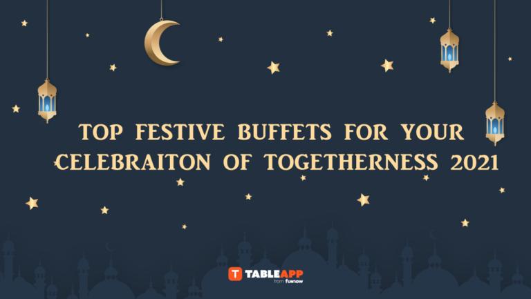 View Top Ramadan Buffets in Kuala Lumpur for Your Celebration