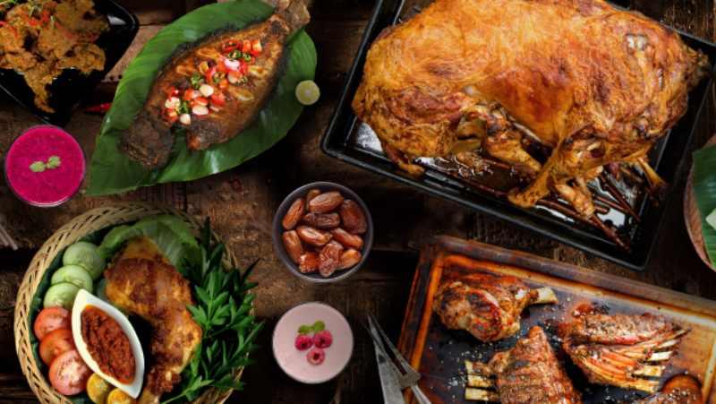 View Ramadan Buffet at Makan Kitchen @ DoubleTree by Hilton Hotel Kuala Lumpur