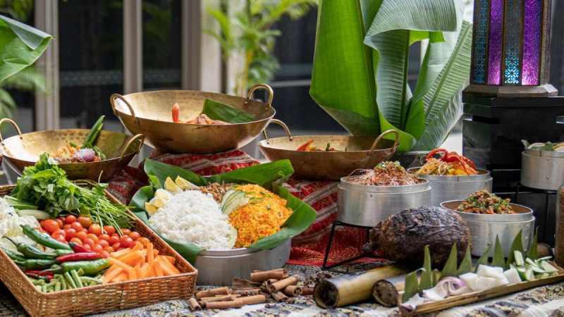 View Ramadan Buffet at The Courtyard