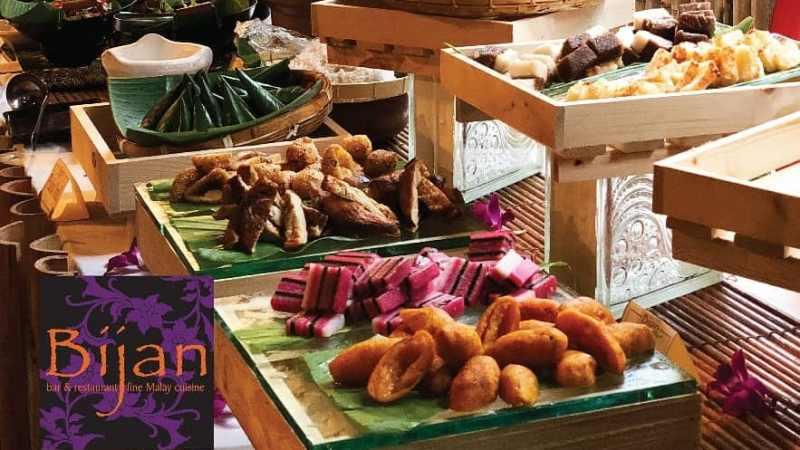 View Ramadan Buffet at Bijan Bar & Restaurant