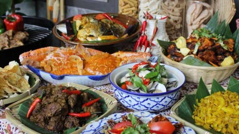 View Ramadan Buffet at Bluebird Cafe