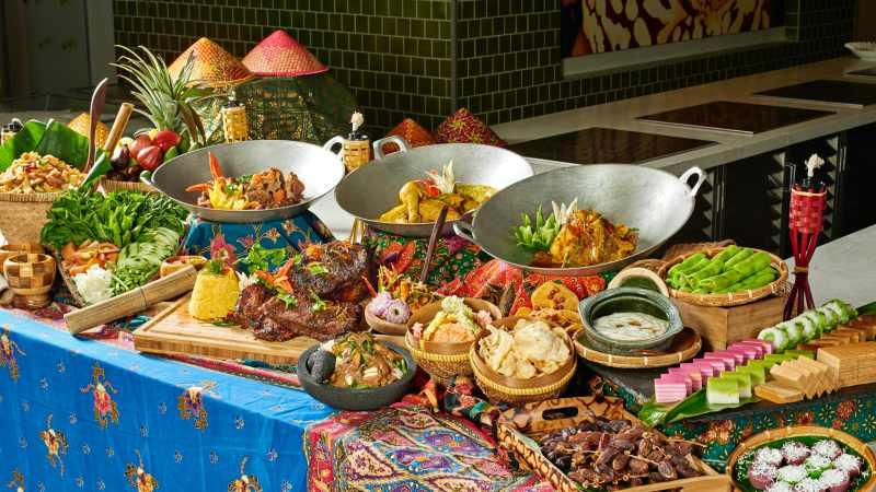 View Ramadan Buffet at Nook @ Aloft KL Sentral