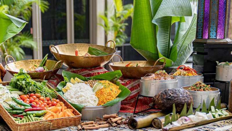 View Ramadan Buffet at The Courtyard @ Pavilion Hotel Kuala Lumpur