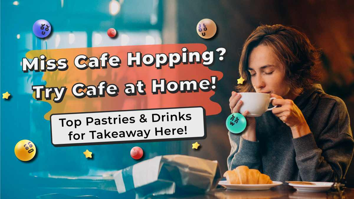 View Top Pastries and Drinks for Takeaway