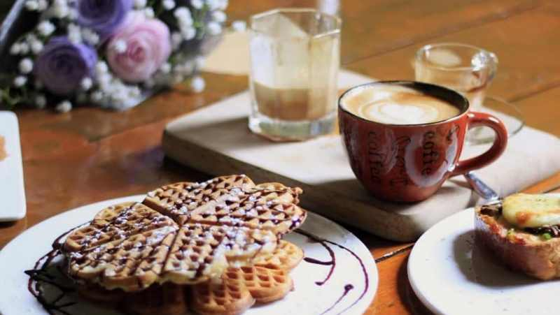 View Pastries and Coffee Takeaway at Playground Coffeery